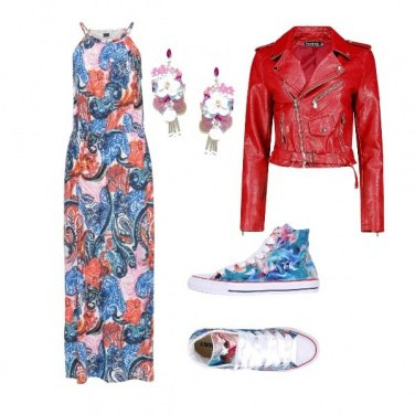 Outfit Sneakers dipendente