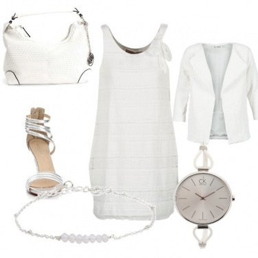 Outfit #bianco