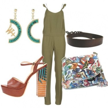 Outfit Etnico #1154