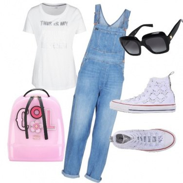 Outfit Converse edition