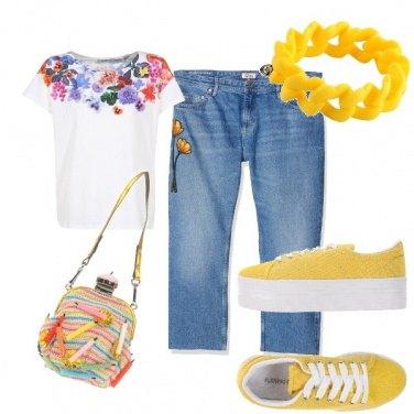 Outfit Pomeriggio con le amiche