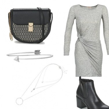 Outfit Donna sexy in ecopelle