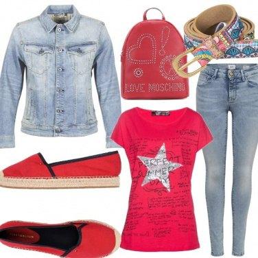Outfit Happy denim days