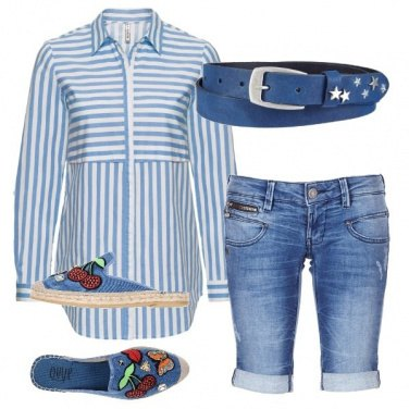 Outfit Prime vacanze