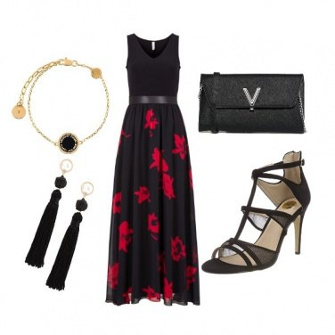 Outfit Note di rosso