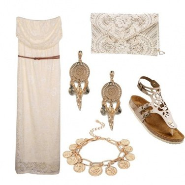 Outfit Etnico #1158