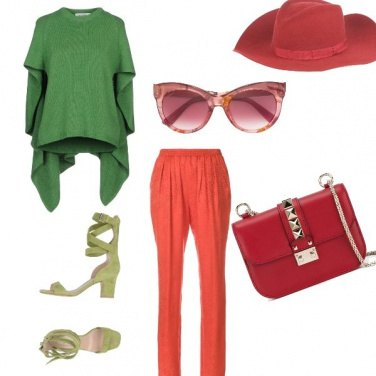 Outfit Spring Strong