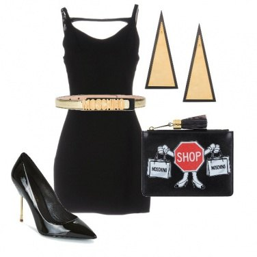 Outfit Sexy #1218