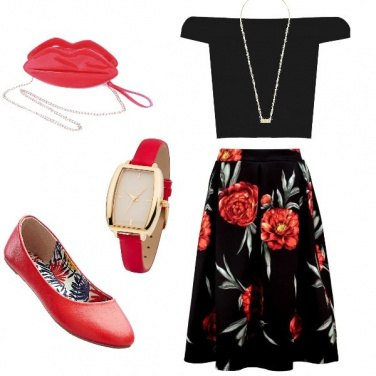 Outfit Lipsbag