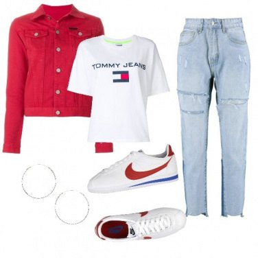 Outfit Chill Vibes