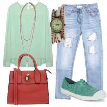 Outfit Basic #6081