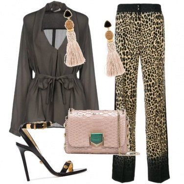 Outfit Etnico #1164