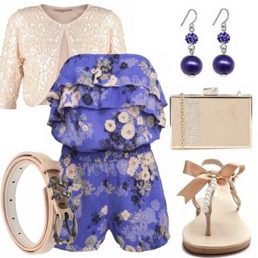 Outfit Sera vacanziera