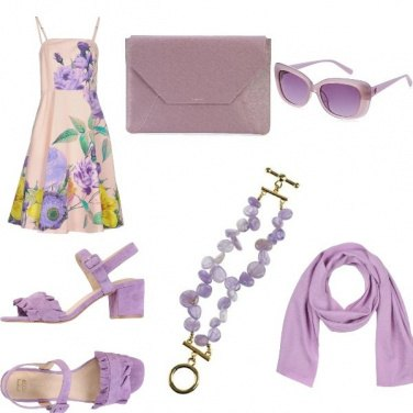 Outfit Lovely lilac