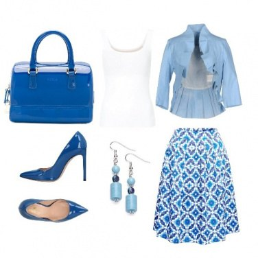 Outfit Celestiale