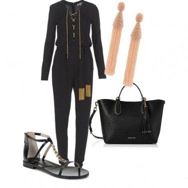 Outfit La jumpsuit elegante