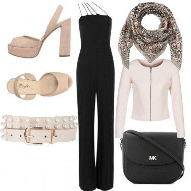 Outfit Chicchosa con perla