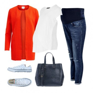 Outfit Trendy mum