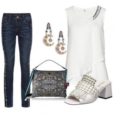 Outfit Trendy #9061