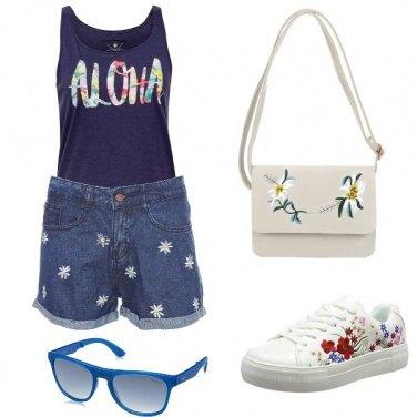Outfit Margherite e fiorellini