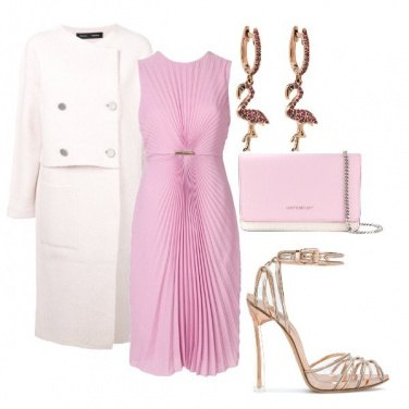 Outfit Loving Flamingos