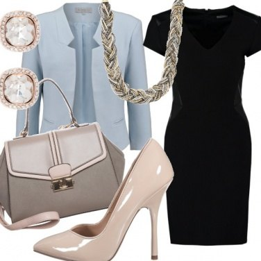 Outfit LBD - At Work