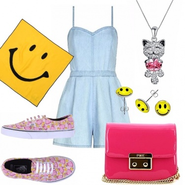Outfit Because i\'m happy!