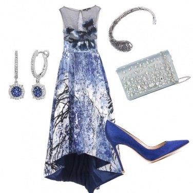 Outfit Regina dei ghiacci