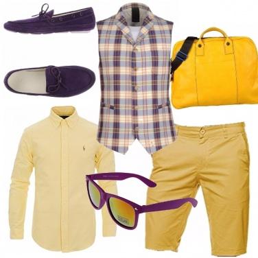 Outfit Il colore del sole