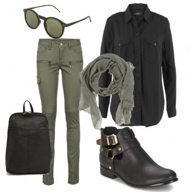 Outfit Urban #2896