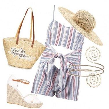 Outfit Voglia di mare ##