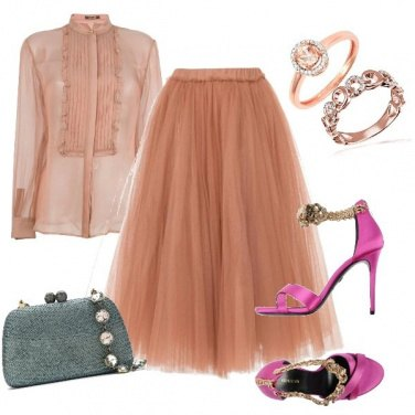 Outfit Chic #6006