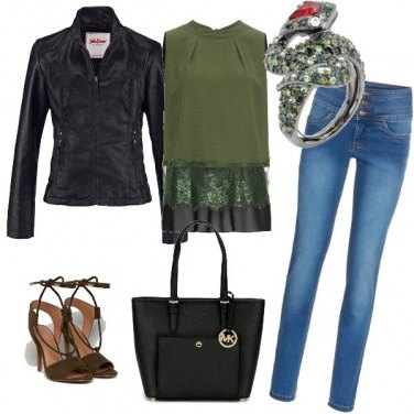 Outfit Trendy #9105