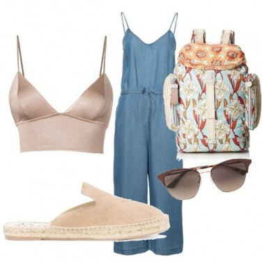 Outfit Turista