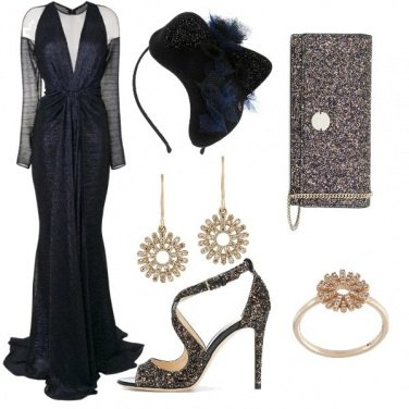Outfit Cerimonia reale