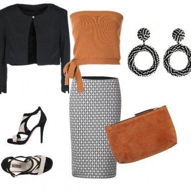 Outfit Per una serata etno chic
