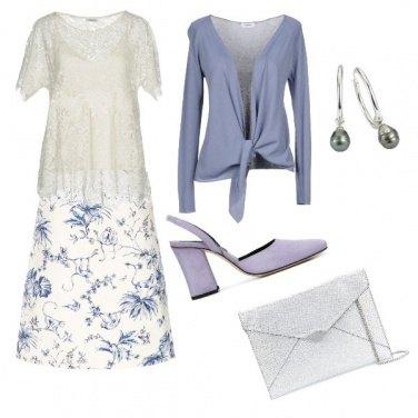 Outfit Cerimonia semplice