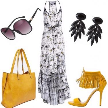 Outfit Occhi puntati sul vestito
