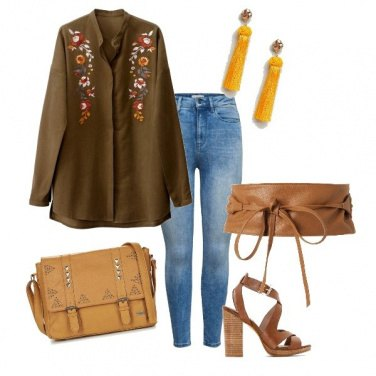 Outfit Etnico #1185