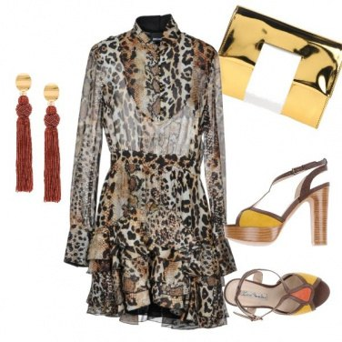 Outfit Anima animal
