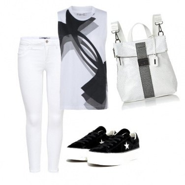 Outfit Trendy #9171