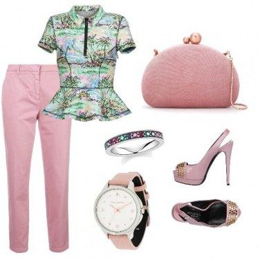 Outfit Fantasia natura