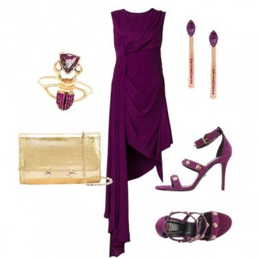 Outfit Crazy 4 purple