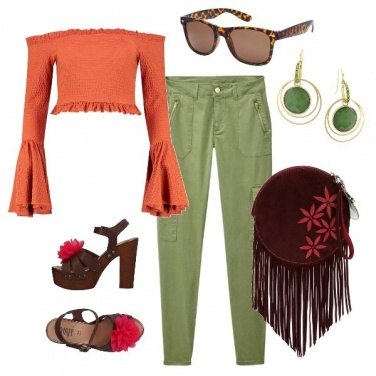 Outfit Ombelico in vista