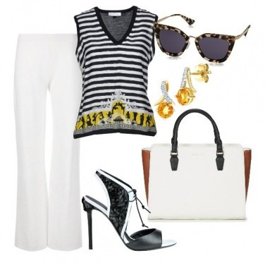Outfit Chic #6037
