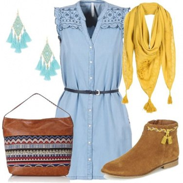 Outfit Country style