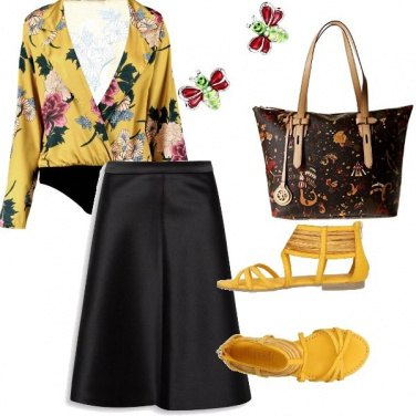 Outfit Etnico #1198