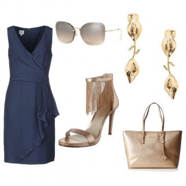 Outfit Golden spirit