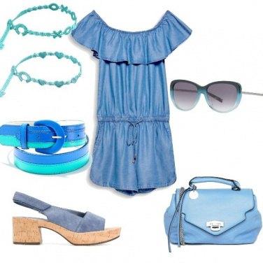 Outfit Denim mon amour