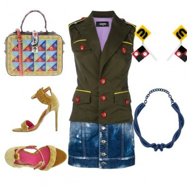Outfit Rock #1407